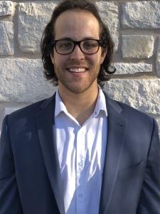 Josh Killam, LPC-Intern